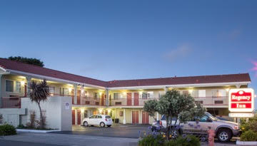Regency Inn SFO, CA 94066 near San Francisco International Airport View Point 1