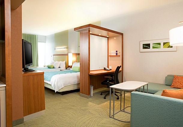 Springhill Suites Philadelphia Airport/Ridley Park, PA 19078 near Philadelphia International Airport View Point 4