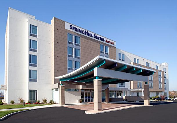 SpringHill Suites Ridley Park, PA 19078 near Philadelphia International Airport