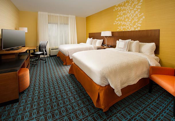 Fairfield Inn & Suites by Marriott Arundel Mills BWI Airport, MD 21076 near Baltimore-washington International Thurgood Marshall Airport View Point 4