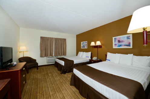 Best Western Flint Airport Inn & Suites, MI  48507 near Bishop International Airport View Point 5