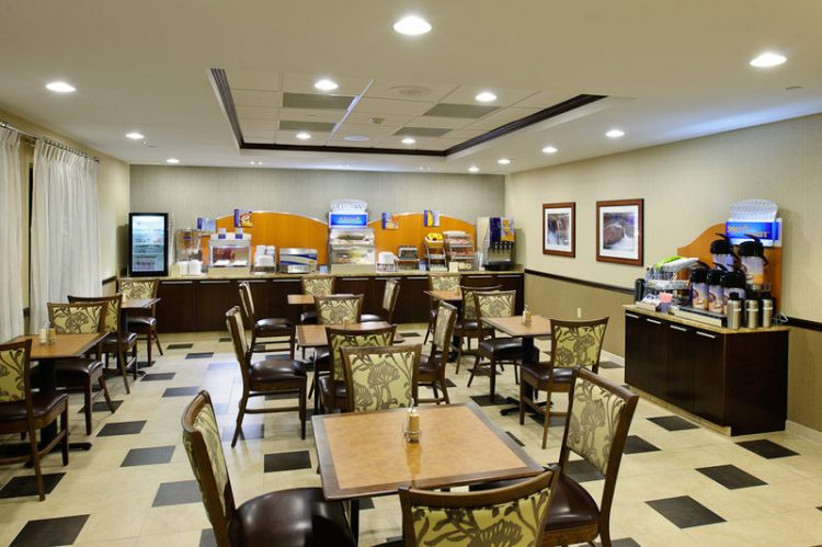Holiday Inn Express Philadelphia Airport, PA 19113 near Philadelphia International Airport View Point 6