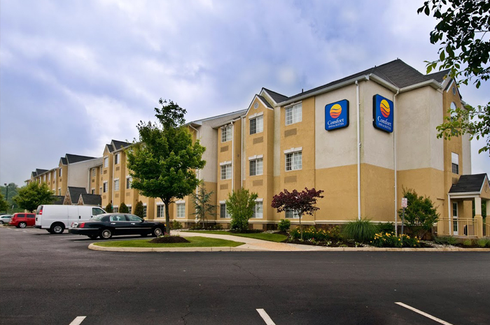 Comfort Inn & Suites Airport Dulles-Gateway, VA 20166 near Washington Dulles International Airport View Point 1