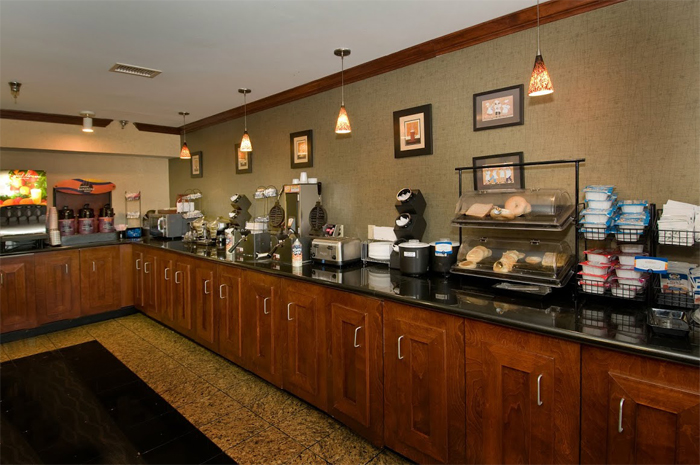 Comfort Inn & Suites Airport Dulles-Gateway, VA 20166 near Washington Dulles International Airport View Point 6
