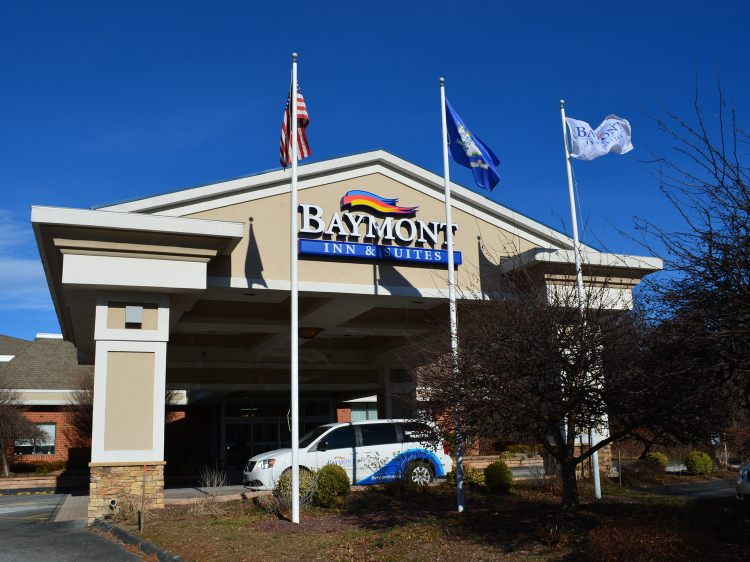Front view of Baymont Inn & Suites  , CT 06088