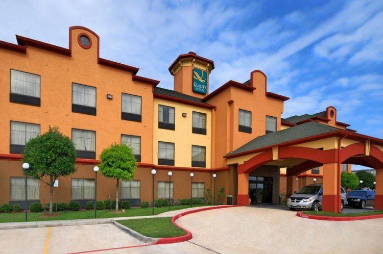 Quality Suites Intercontinental Airport West, TX 77032 near George Bush Intercontinental Airport View Point 1