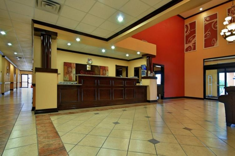 Quality Suites Intercontinental Airport West, TX 77032 near George Bush Intercontinental Airport View Point 2