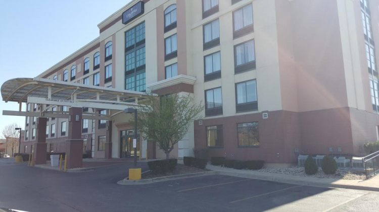 Front view of  Country Inn & Suites , IL 60070