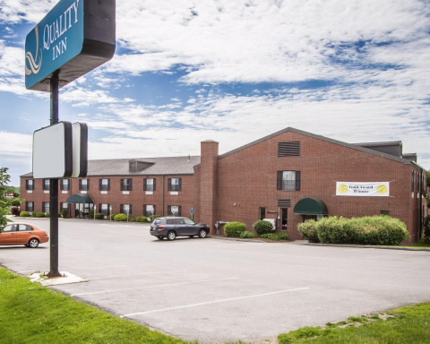 Quality Inn, Maine 04401