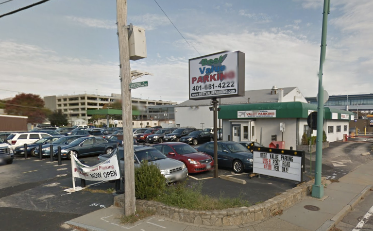 Best Value Parking (Payless Parking), RI 02886 near Theodore Francis Green State Airport View Point 2