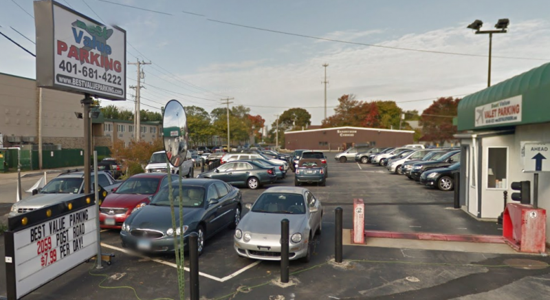 Best Value Parking (Payless Parking), RI 02886 near Theodore Francis Green State Airport View Point 3