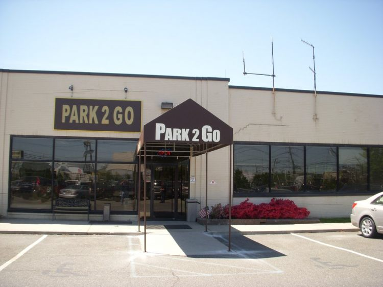 Front view of Park 2 Go, NJ 07201