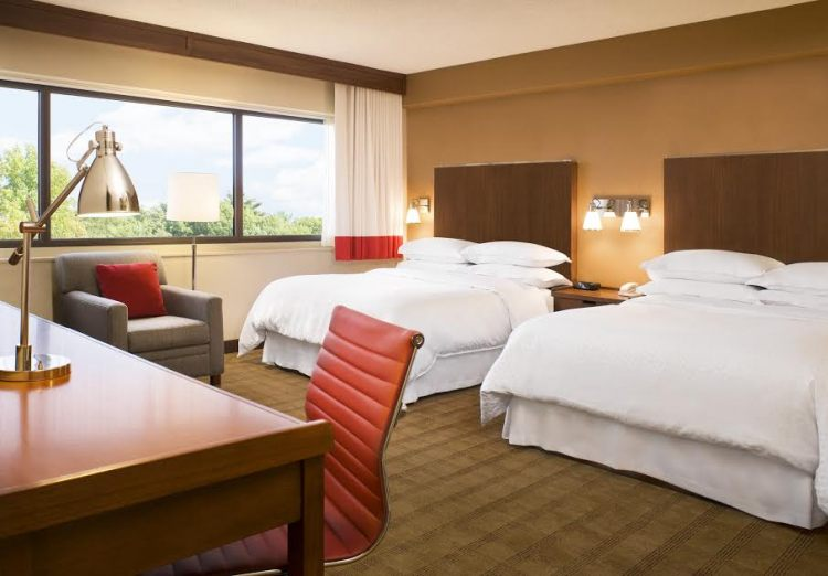 Four Points by Sheraton Cleveland Airport, Oh 44135 near Cleveland Hopkins International Airport View Point 3