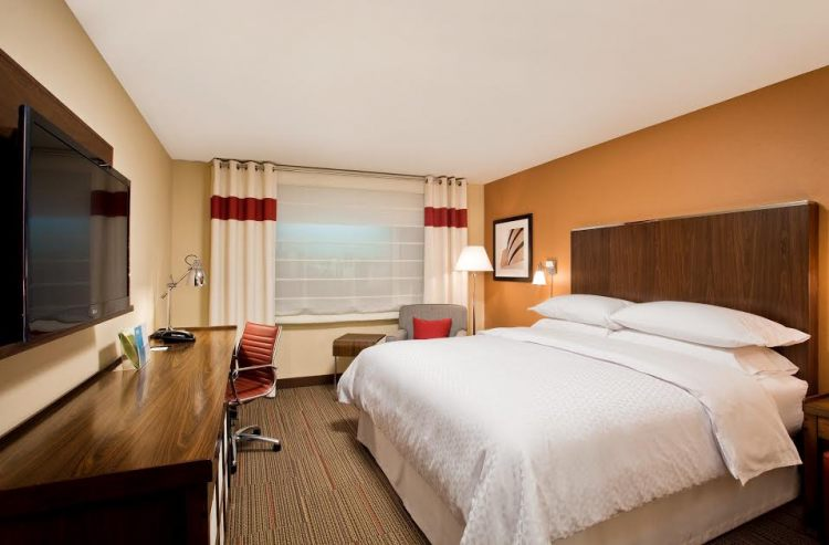 Four Points by Sheraton Cleveland Airport, Oh 44135 near Cleveland Hopkins International Airport View Point 4