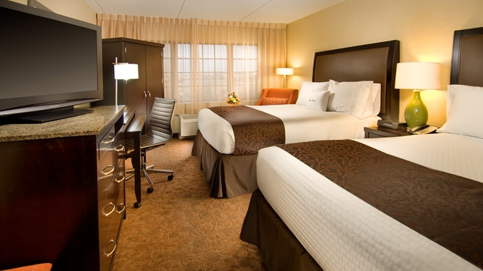 Doubletree Hotel Dulles Airport-Sterling, VA 20166 near Washington Dulles International Airport View Point 5