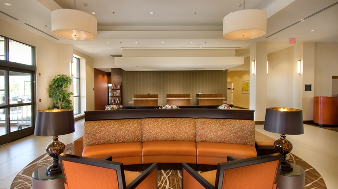 Doubletree Hotel Dulles Airport-Sterling, VA 20166 near Washington Dulles International Airport View Point 2