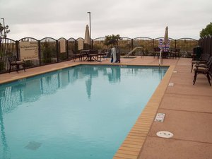 Hampton Inn And Suites Oakland Airport Alameda, CA 94502 near Oakland International Airport View Point 2