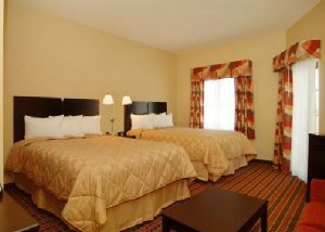 Mainstay Suites Hotel Rogers, AR 72758 near Bentonville - Fayetteville Airport Arkansas View Point 5