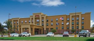 Front view of Hampton Inn And Suites Baton Rouge Port Allen, LA 70767