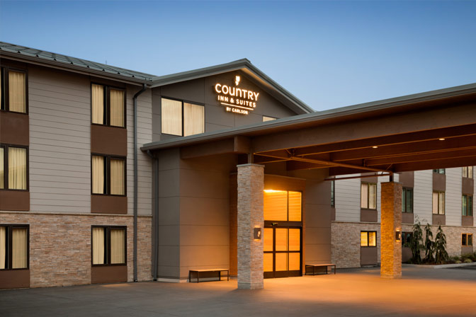 Country Inn & Suites By Carlson Seattle-Tacoma International Airport WA