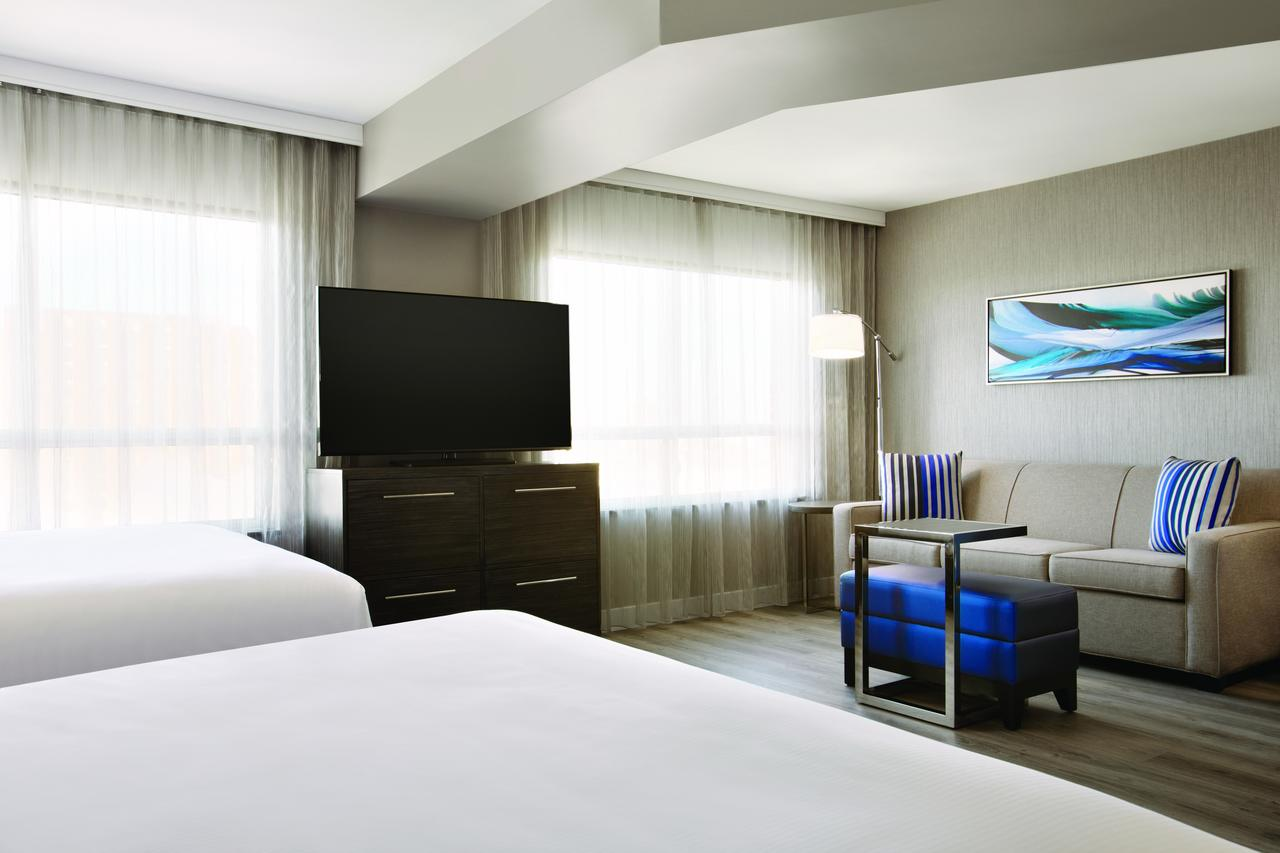 Embassy Suites by Hilton, Toronto Airport, On M9W5G1 near Toronto Pearson International Airport View Point 2