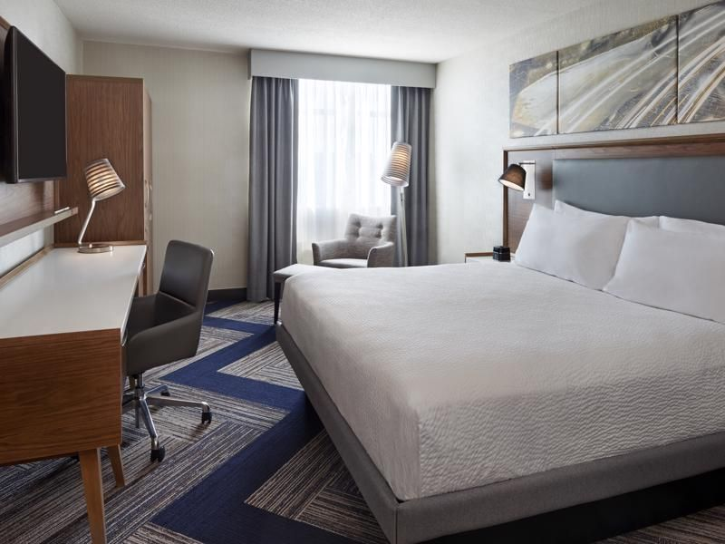 Four Points by Sheraton Toronto Airport East, ON M9P 3P1 near Toronto Pearson International Airport View Point 2