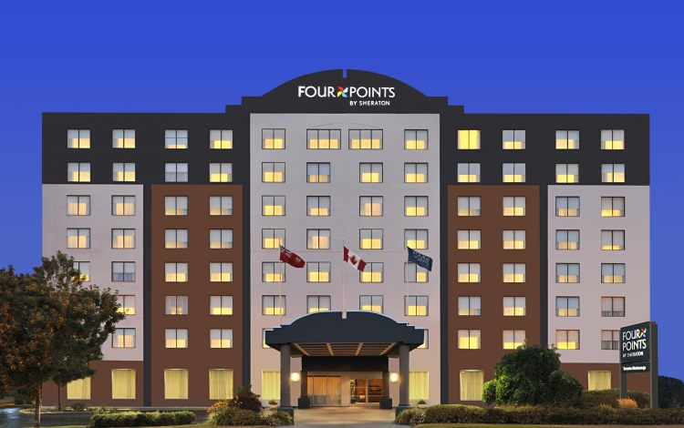 Four Points By Sheraton Toronto Mississauga