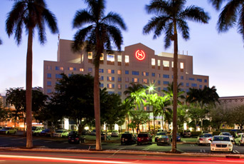 Sheraton Suites Plantation, FL 33324 near Fort Lauderdale-hollywood International Airport