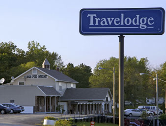 Travelodge Airport Platte City, MO 64079 near Kansas City International Airport View Point 1