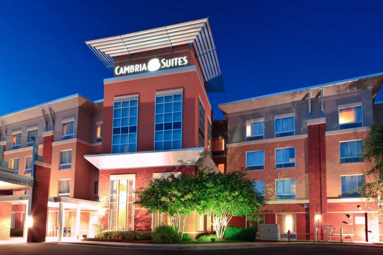 Cambria Hotel & Suites Raleigh-Durham Airport, NC 27560 near Raleigh-durham International Airport View Point 1
