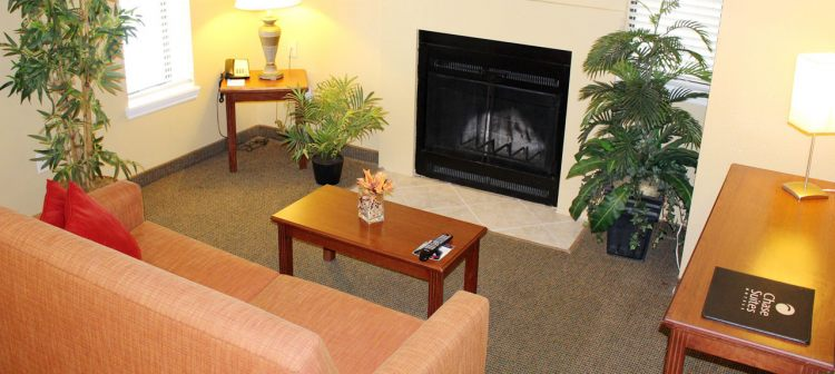 Chase Suite Hotel Tampa, FL 33607 near Tampa International Airport View Point 2