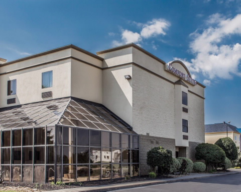 Comfort Suites Airport Alcoa, TN 37701 near Mcghee Tyson Airport View Point 2