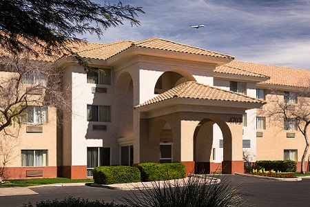 Country Inn & Suites By Carlson, Phoenix Airport, AZ, AZ 85304 near Sky Harbor International Airport View Point 1