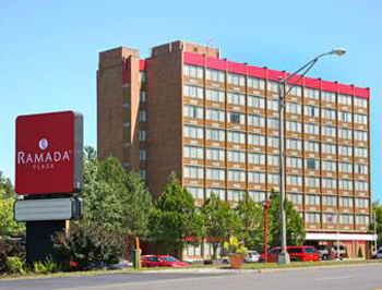 Ramada Plaza Albany, NY 12206 near Albany International Airport