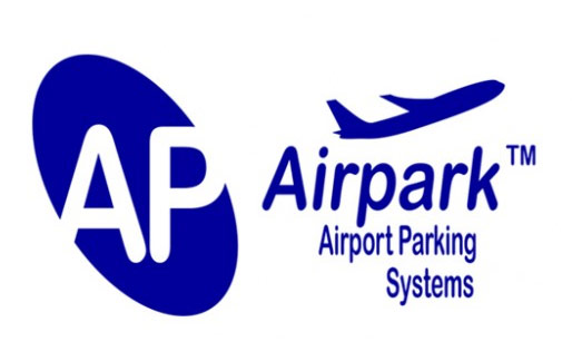 Front view of AIRPARK Parking Kennedy Airport NY Airport, NY 11434