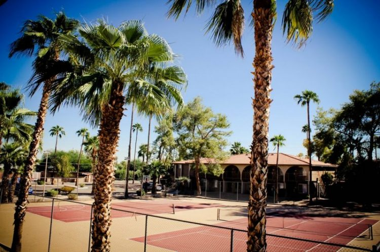 Hospitality Suites PHX, AZ 85257 near Sky Harbor International Airport View Point 4