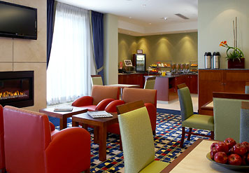 Fairfield Inn & Suites Montreal Airport, QC H9P1C5 near Montreal-Pierre Elliott Trudeau Int. Airport View Point 5