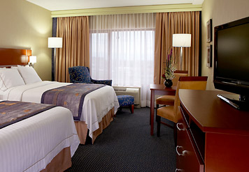 Fairfield Inn & Suites Montreal Airport, QC H9P1C5 near Montreal-Pierre Elliott Trudeau Int. Airport View Point 3