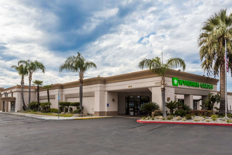 Wyndham Garden Fresno Airport, CA 93727 near Fresno Yosemite International Airport View Point 1