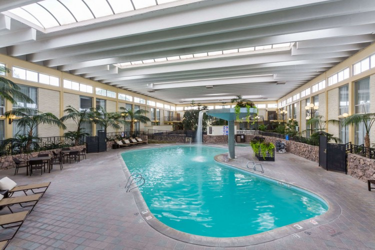 Wyndham Garden Fresno Airport, CA 93727 near Fresno Yosemite International Airport View Point 9