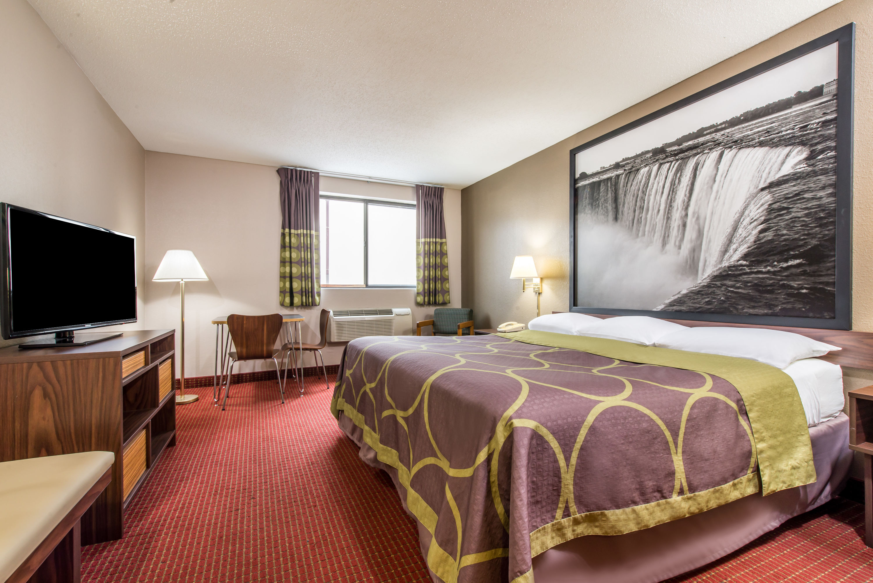 Super 8 by Wyndham- Niagara Falls, NY 14304 near Niagara Falls International Airport View Point 5