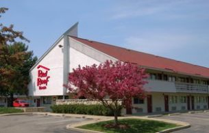 Front view of Red Roof Inn , MI 49512