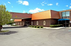 Front view of Best Western Airport Inn, NY 12205
