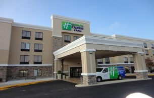 Holiday Inn Express West, IN 46224