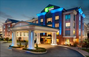 Holiday Inn Express Hotel & Suites, RI 02886